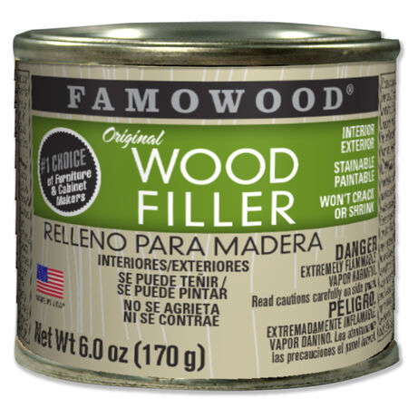 Famowood Birch Wood Filler 6 oz.