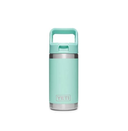 YETI Rambler Jr. 12 oz. Kids Water Bottle Seafoam