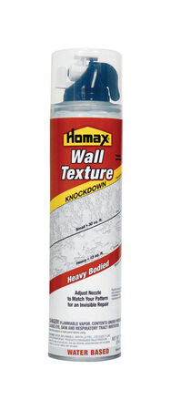 Homax 10 oz. Aerosol Can Water-Based Wall Texture