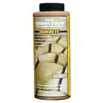 Quikrete 10 oz. Liquid Cement Color Buff