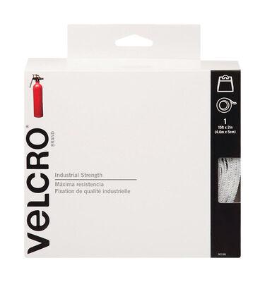 Velcro 15 ft. L x 2 in. W Hook and Loop Fastener 1 pk