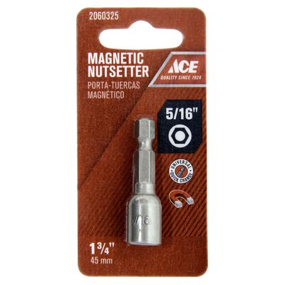 Ace 5/16 in. x 1-3/4 in. L Magnetic Nutsetter