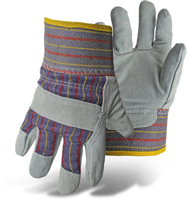 Glove Kids Leather Split Palm