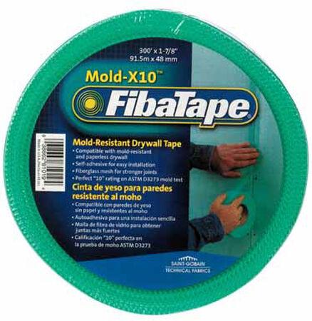 FibaTape Drywall Tape Fiberglass Mesh Self Adhesive 1-7/8 in. W x 300 ft. L