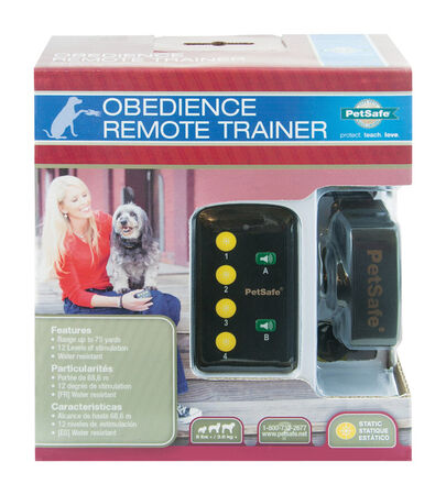 Petsafe Obedience Remote Trainer 75 ft. Range