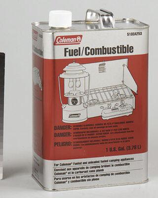 Coleman Liquid Fuel Camp Fuel