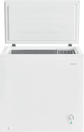 Frigidaire 7.2 cu. ft. Manual Defrost Chest Freezer in White