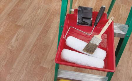 Ace 9 in. W Regular Paint Roller Kit Threaded End