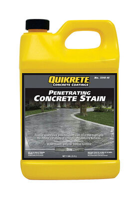 GAL PENET CONCR STAIN-GRAY
