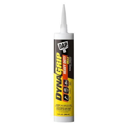 DAP Dynagrip Construction Adhesive 10 oz.