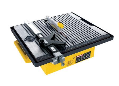 QEP Power Pro Bench Professional Portable Wet Tile Saw 6.25 amps 3600 rpm 120 volts