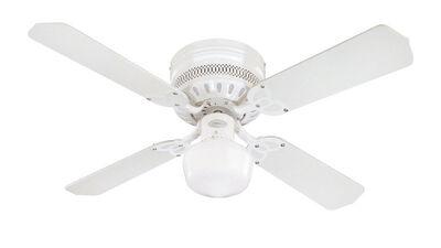 Westinghouse Casanova Ceiling Fan 42 in. W Antique White