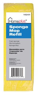 Home Plus Mop Refill Sponge 1 pk