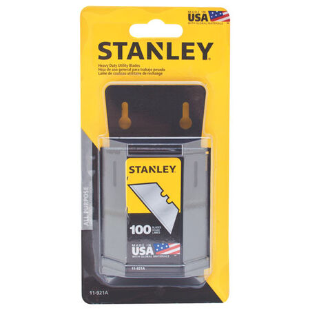 100 pk 1992(R) Heavy-Duty Utility Blades with Dispenser