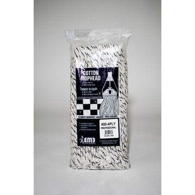 Lanier #20 Mop Refill Cotton 1 pk