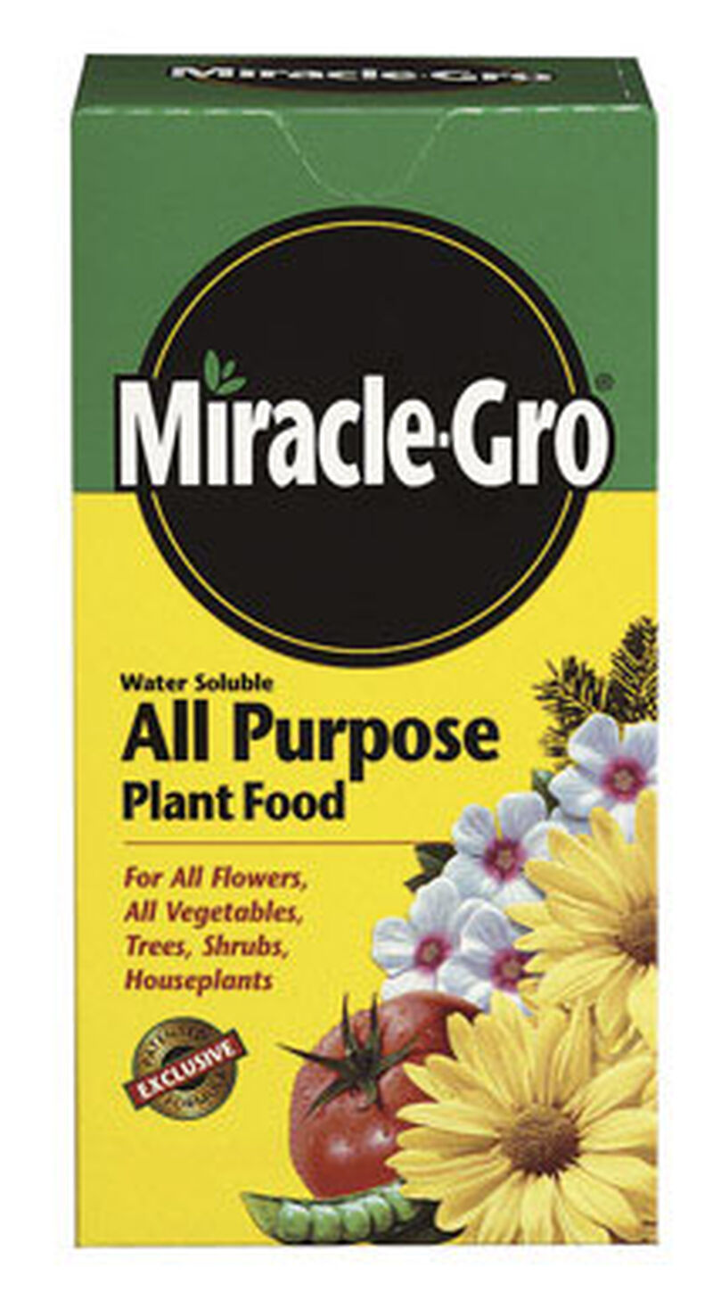 Miracle-Gro All Purpose Plant Food For Plants Flowers ...