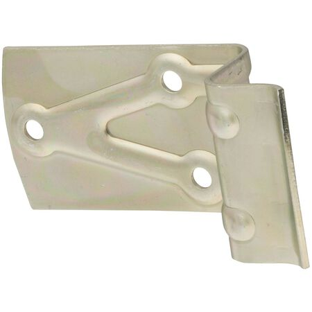 Stanley Steel Door Bumper 2-3/4 in. W x 2-1/2 L 1