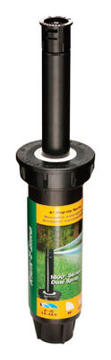 Rain Bird 1800 Series 4 in. H Quarter-Circle Pop-Up Sprinkler 15 ft.