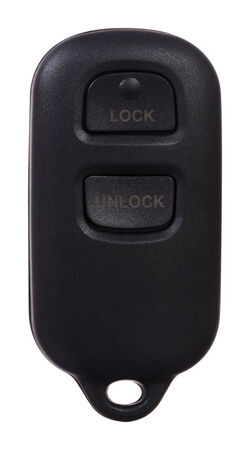 DURACELL Self Programmable Remote Automotive Replacement Key Toyota GQ43VT14T 3-Button Remote L