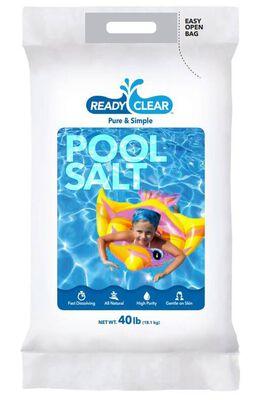 Diamond Crystal Splash Ready Pool Salt 40 lb.