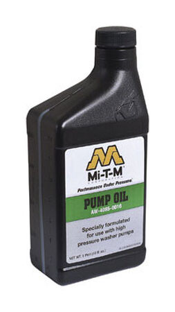 Mi-T-M Pressure Washer Pump Oil 16 oz.