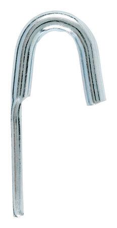 Hampton 3.75 in. L Zinc-Plated Steel Rope Binding Hook 1 pk