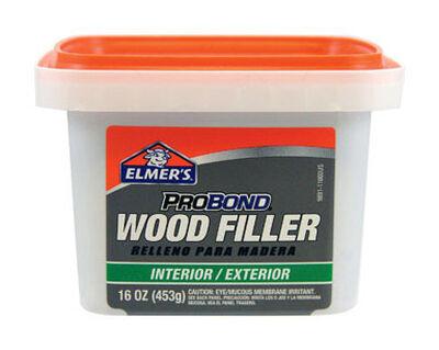 Elmer's ProBond Stainable Wood Filler 1 pt.