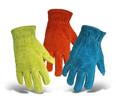 Glove Ladies Leather Split Cow