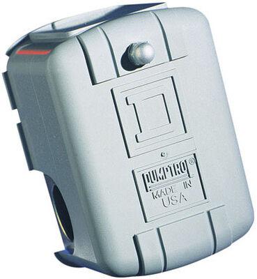 Square D 40 psi 60 psi Pressure Switch