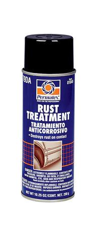 Permatex Rust Treatment Clear Latex Primer 10.25 oz.