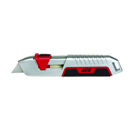 Ace Retractable Blade Utility Knife