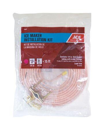 Ace Ice Maker Kit Type L 1/4 in. Dia. x 15 ft. L