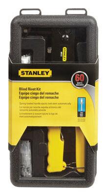 Stanley Rivet Tool Kit 60 pk
