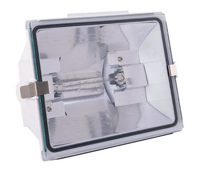 Heath Zenith On/Off Activation Halogen Outdoor Flood Light 1