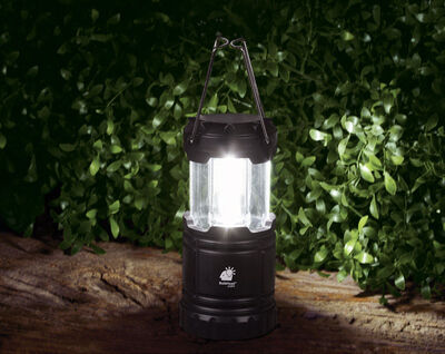 Atomic Beam As Seen On TV 350 lumens LED Lantern AA Black