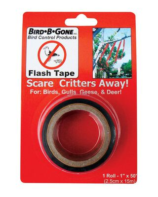 Bird-B-Gone Bird Deterrent Flash Tape Tape 1 50 ft.