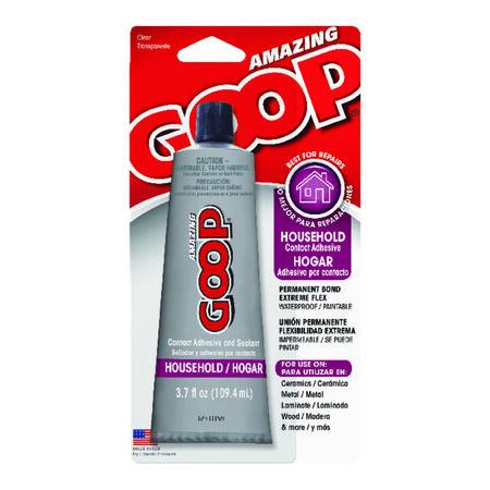 Goop High Strength Liquid Household Contanct Adhesive 3.7 oz.