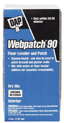 DAP Webpatch 90 Patch & Leveler 4 lb.