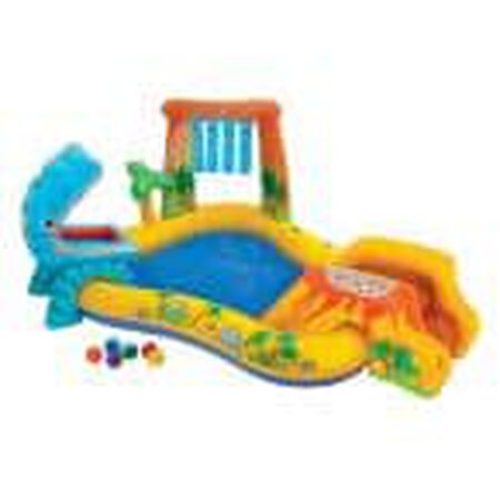 Dinosaur Play Center Kiddie Pool