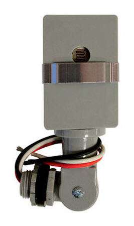 Amertac Swivel Mount Light Control Gray 1 pk