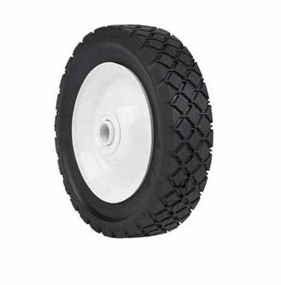 Arnold Steel Replacement Wheel 6 in. Dia. x 1.5 in. W 50 lb.