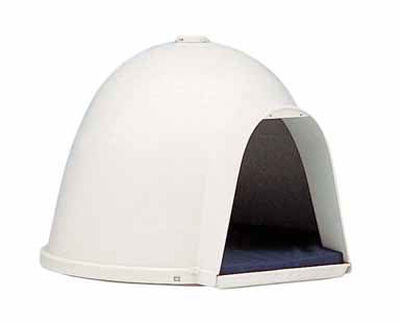 Petmate Dogloo XT X-Large Foam Dog House with Microban White