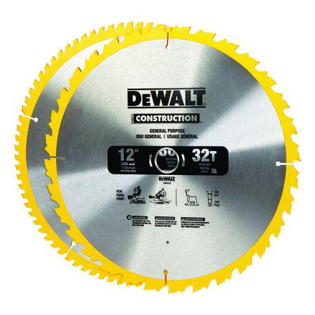 """Construction 12"""" Combo Pack (DW3128 & DW3123)"""