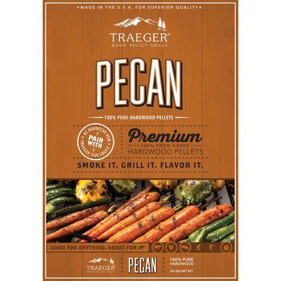 Traeger Pecan Wood Pellets 20 lb.
