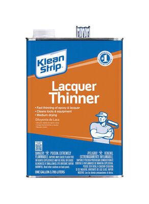 Klean Strip Lacquer Thinner 1 gal.