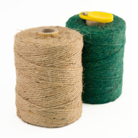 Ace #24 in. Dia. x 500 ft. L Green/Natural Twisted Jute Twine