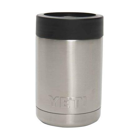 YETI Rambler Colster 12 oz. Can Insulator Silver