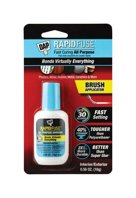 DAP Rapid Fuse All-Purpose Adhesive 16 gm