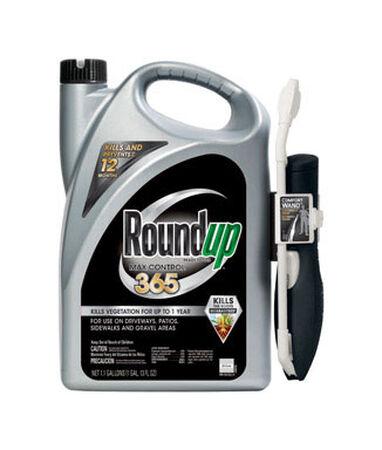 Roundup Max Control 365 Vegetation Killer 1.33 gal.