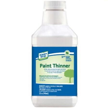 Klean Strip Green Paint Thinner 32 oz.